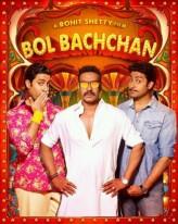 Bol Bachchan (2012) afişi