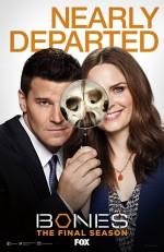 Bones Sezon 8 (2012) afişi