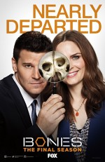 Bones Sezon 9 (2013) afişi