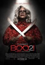 Boo 2! A Madea Halloween (2017) afişi