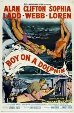 Boy on a Dolphin (1957) afişi