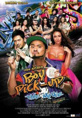 Boy Pick-Up: The Movie  afişi