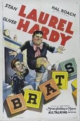 Brats (1930) afişi