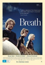 Breath (2017) afişi