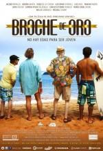 Broche de Oro (2012) afişi
