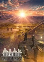 Brotherhood: Final Fantasy XV (2016) afişi