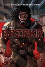 BRZRKR (2021) afişi