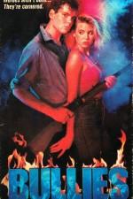 Bullies (1986) afişi