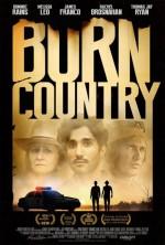Burn Country (2016) afişi
