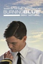 Burning Blue (2013) afişi