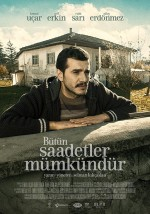 Bütün Saadetler Mümkündür (2015) afişi