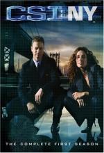 CSI: NY (2004) afişi