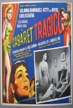 Cabaret Trágico (1958) afişi