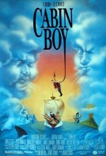 Cabin Boy (1994) afişi
