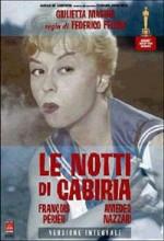 Cabiria'nın Geceleri (1957) afişi
