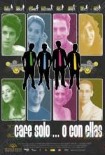 Café Solo O Con Ellas (2007) afişi