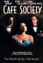 Cafe Society (1995) afişi