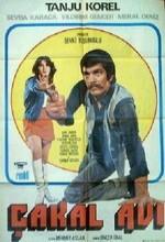 Çakal Avı (1977) afişi