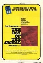 Çakalın Günü (1973) afişi
