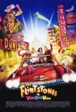 Çakmaktaşlar Rock Vegas'ta (2000) afişi