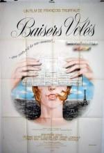 Çalınmış Öpücükler (1968) afişi