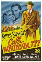 Call Northside 777 (1948) afişi