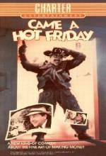 Came a Hot Friday (1985) afişi