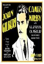 Cameo Kirby (1923) afişi
