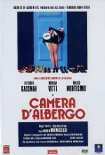 Camera D'albergo (1981) afişi