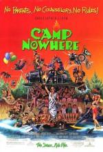 Camp Nowhere (1994) afişi