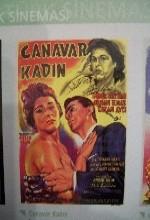 Canavar Kadın (1958) afişi