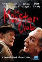 Canavar Kulübü (1981) afişi