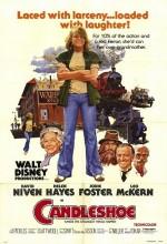 Candleshoe (1978) afişi