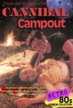 Cannibal Campout (1988) afişi