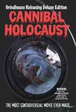 Cannibal Holocaust (1980) afişi