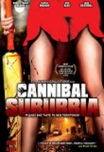 Cannibal Suburbia (2008) afişi