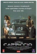 Capriccio (1987) afişi