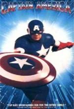 Captain America (1990) afişi