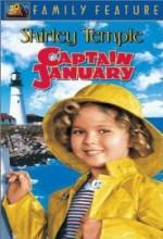 Captain January (1936) afişi