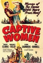 Captive Women (1952) afişi