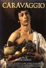 Caravaggio (1986) afişi