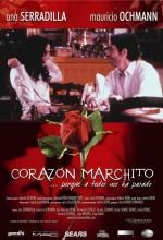 Carazon Marchito (2007) afişi