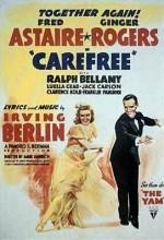 Carefree (1938) afişi