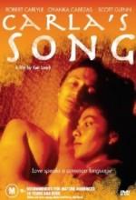 Carla'nın Şarkısı (1996) afişi