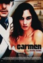 Carmen (2003) afişi