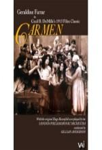 Carmen (1915) afişi
