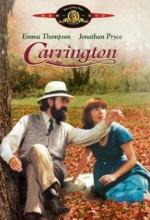 Carrington (1995) afişi