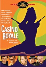 Casino Royale (1967) afişi