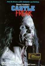 Castle Freak (1995) afişi