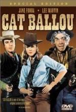Cat Ballou (1965) afişi